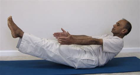 boat pose energy strengthen core muscles with boat pose yoga with subhash