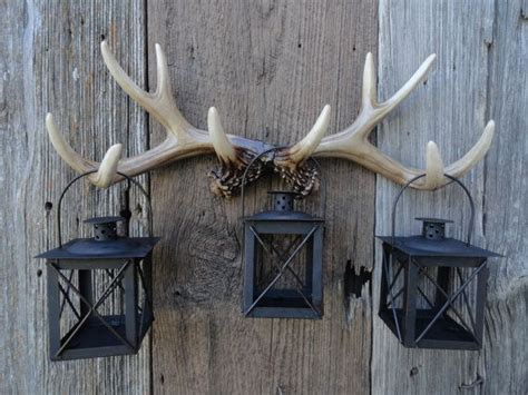 25 best ideas about deer antler decorations on