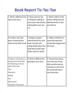 tic tac toe book report tic tac toe essay 2000 word essay on responsibility and