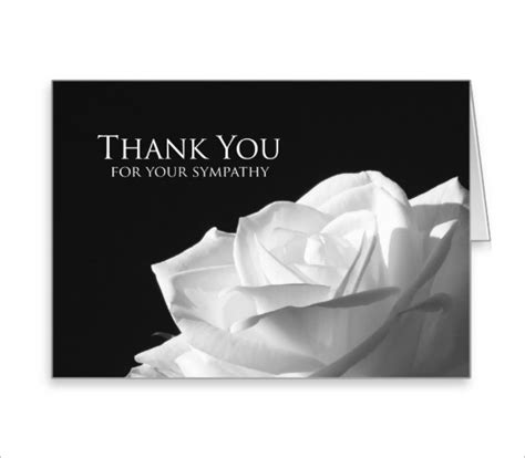 thank you for the comforting words 20 thank you card designs free printable psd eps