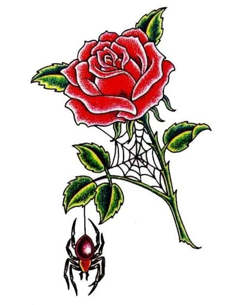 spider rose tattoo 1041 best tattoos ink spots images on
