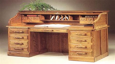 solid oak roll top desk portable office furniture solid oak roll top desk oak