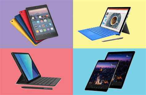 best new tablets the best tablets you can buy right now time