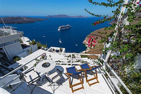 porto santorini porto fira suites hotels in fira santorini greece