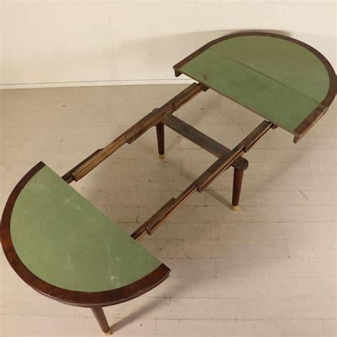 tavolo tondo allungabile tavolo tondo allungabile neorinascimento bottega