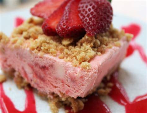 sasaki time frosty strawberry dessert recipe