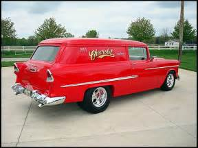 1955 chevrolet sedan delivery information and photos