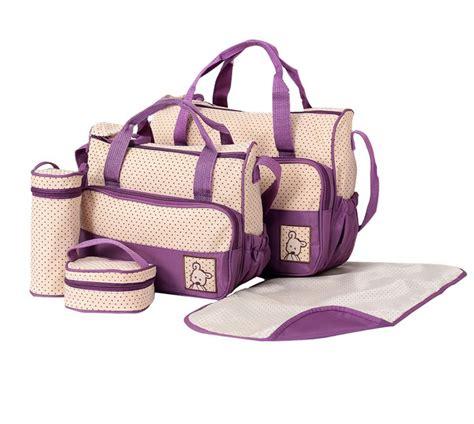 Ekslusive Travel Bag In Bag 5in1 Termurahlterlaris bag 5 in 1 purple marissa shoppe