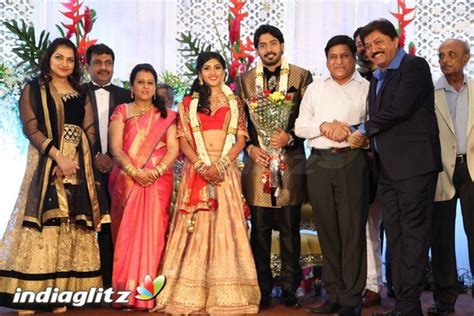 Events   Prajwal Devaraj Wedding Reception gallery clips
