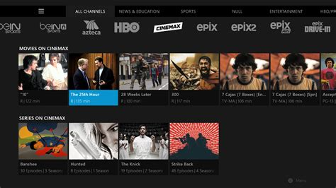 Tv Cinemax sling tv adds cinemax to its channel lineup