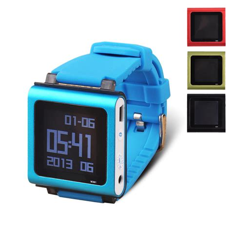 mp sohgs mp3 players sport watch mp3 supports video and voice