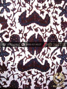 Kain Batik Tulis 07 kain batik tulis jogja motif sekar jagad latar hitam batik fabric design pattern