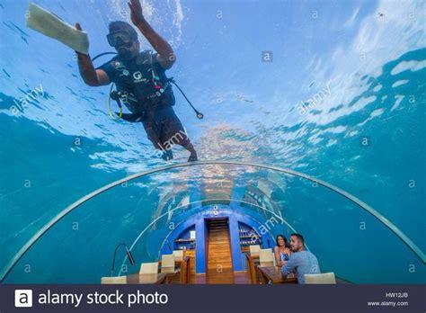 ithaa undersea restaurant best free home design idea indulge in luxurious ithaa underwater best free home