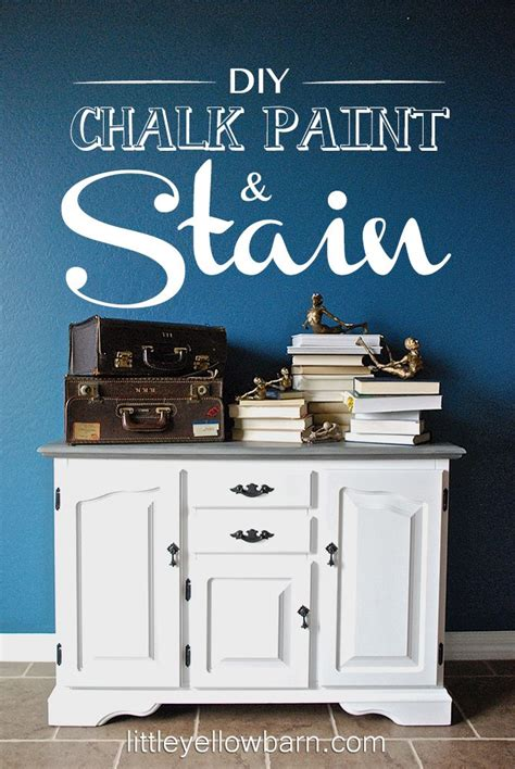 chalk paint tutorial español diy chalk paint and stain tutorial on lilluna