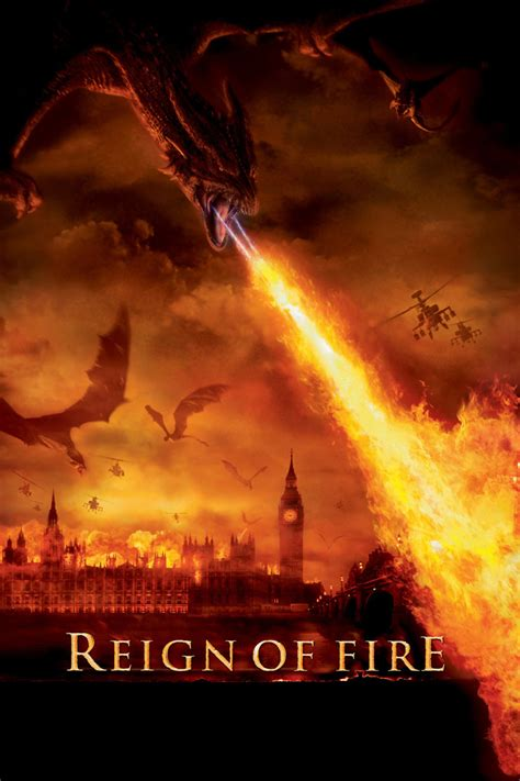 Reign Of Fire 2002 Film Reign Of Fire Dvd Release Date November 19 2002