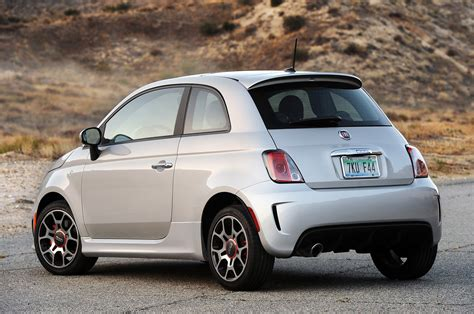 Turbo Fiat 500 by 2013 Fiat 500 Turbo Review Photo Gallery Autoblog