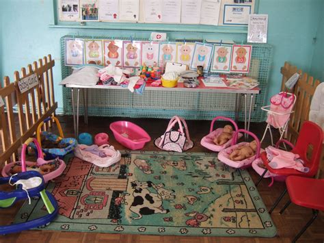 all about that baby play our baby clinic teaching ideas play