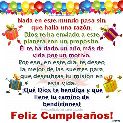 imagenes feliz cumpleaños chivas feliz cumplea 241 os dios te bendiga reflexiones y lecturas