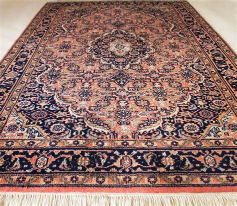 rugs made in india orient rug indo bidjar herati 125 x 195cm made in india end of the past century catawiki