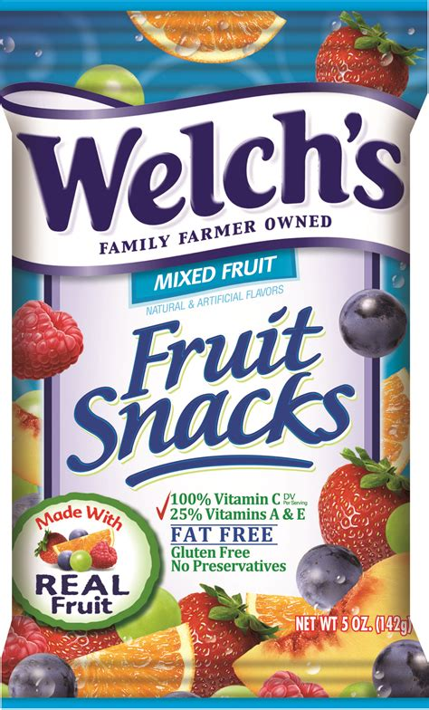 fruit snacks in s kitchen welch s 174 reduced sugar fruit snacks