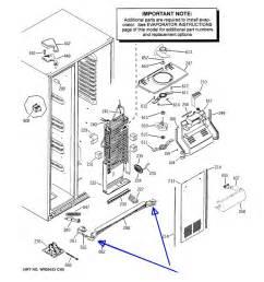 ge refrigerator water dispenser wiring diagram repair