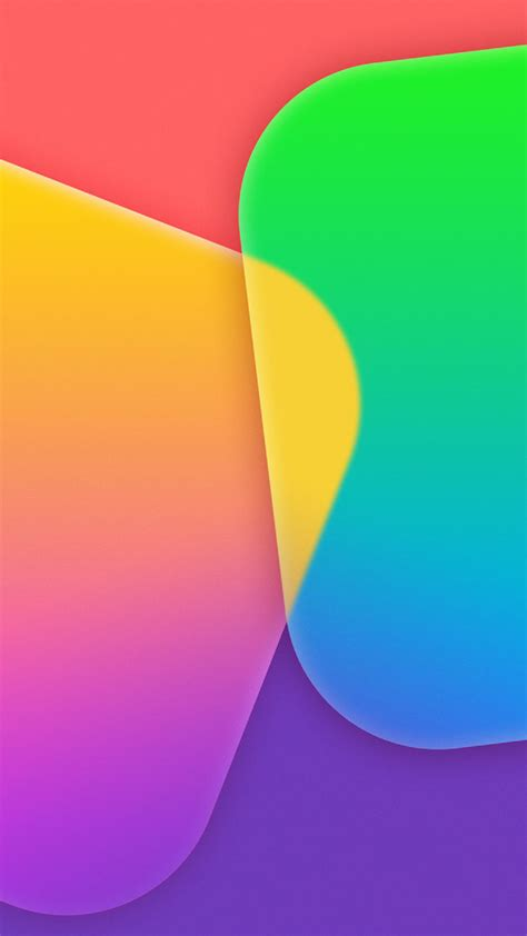 colorful app tiles android wallpaper