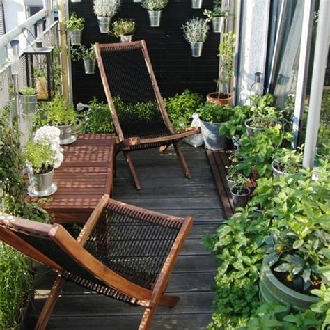Small balcony ideas spaces i adore pinterest