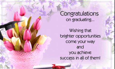 wonderful congratulations  graduation wishes pictures
