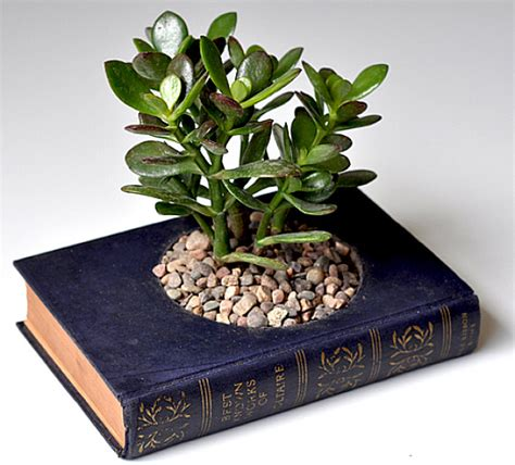 How To Make A Book Planter by Simple Landscape Ideas Ideas For Planting Garden Pots