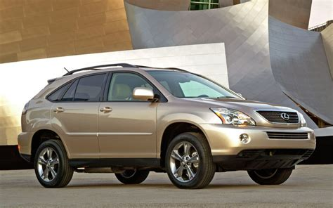on board diagnostic system 2011 lexus rx hybrid lane departure warning 2008 lexus rx400h reviews and rating motor trend
