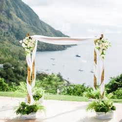 Outdoor Wedding Decorations Como Hacer Un Arco De Flores Para Boda Paso A Paso 7 Tutoriales
