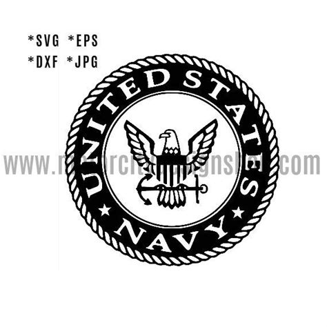 eps format in dxf us navy svg eps dxf jpeg format vector design by