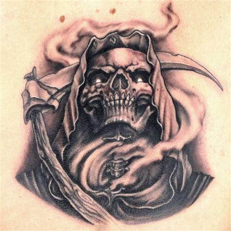 jason dunn tattoo grim reaper by jason clay dunn favorites