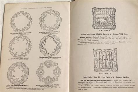 vintage embroidery pattern books antique 1800s vintage needlework books embroidery