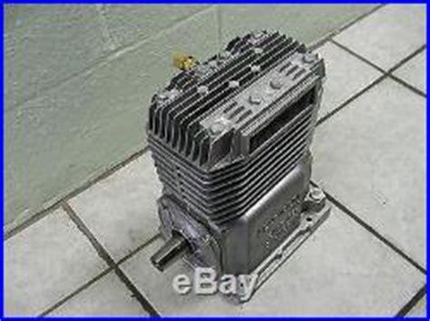 sanborn black max    air compressor pump