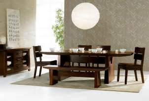 Japanese Dining Room Furniture Dining Room Japanese Style Interior Decorating
