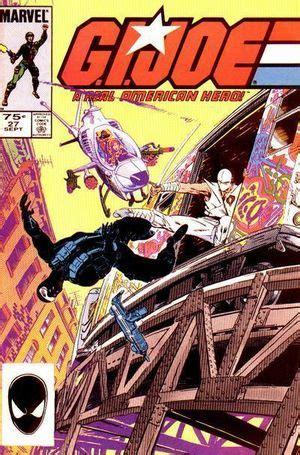 G I Joe A Real American Vol 2 g i joe a real american vol 1 27 marvel comics