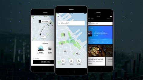 uber app for android uber releases major update to ios and android ride app 5 key feature upgrades you need to