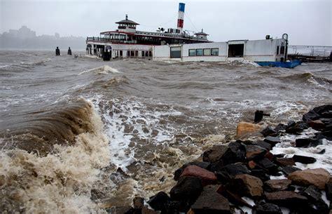 boat crash rockport hurricane sandy in photos