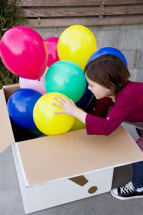 DIY Balloon Surprise   party decor & more   Balloon