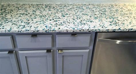 Eco Countertops Cost by How Much Do Recycled Glass Countertops Cost