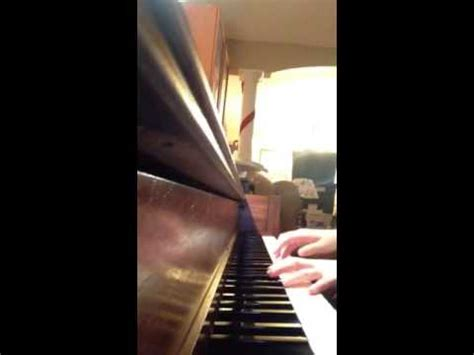 ladders by dan and phil piano cover version 2