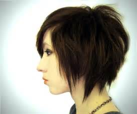 exciting shorter hair syles for thick hair edgy haircuts hairstyles ideas