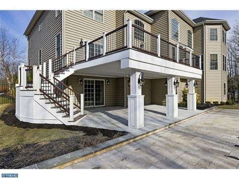 two story deck 2 story deck ideas 43 fox hvn ln mullica hill nj 08062 mls 6374497 estately for