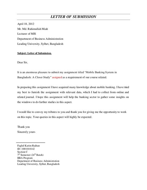 Inquiry Letter For Mobile Phone Mobile Banking System In Bangladesh A Closer Study