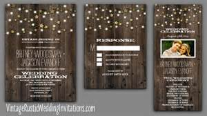 wedding invitations barn theme home vintage rustic wedding invitations