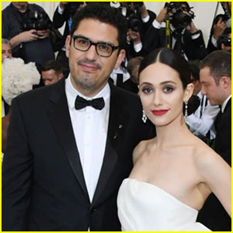 emmy rossum is married to emmy rossum breaking news photos and videos just jared