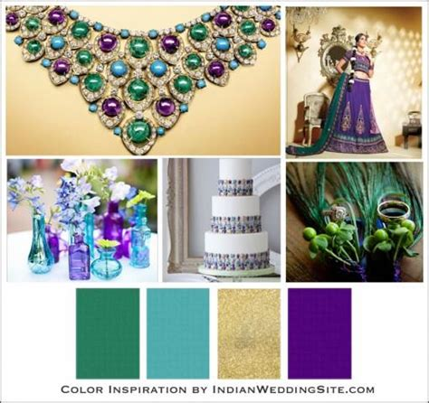 green trends style code youtube green feather cut hairstyle indian turquoise emerald and amethyst indian wedding color