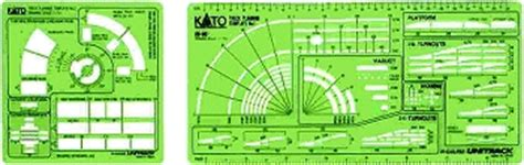 unitrack layout software n track plans kato usa precision railroad models