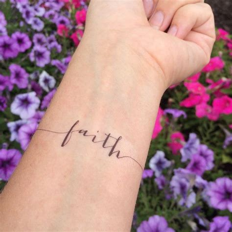 religious henna tattoo designs faith arm temporary